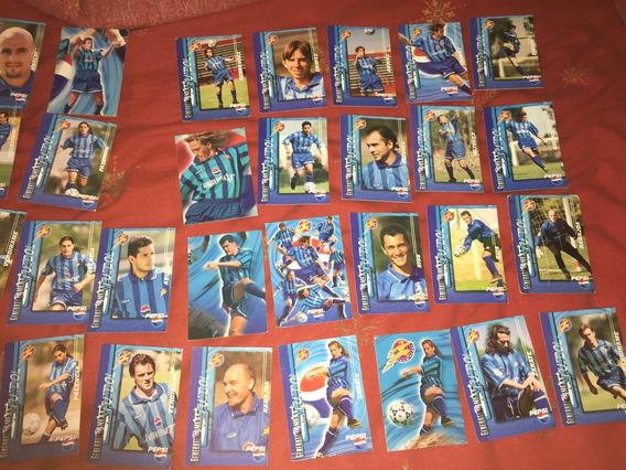Pepsi Card. Fútbol. 90