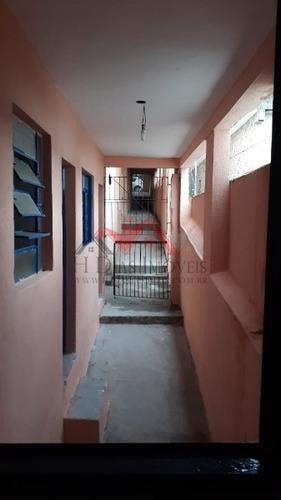 Sobrado Para Locação No Bairro Vila Carmosina, 1 Dorm, 1 Suíte, 40 M - 98