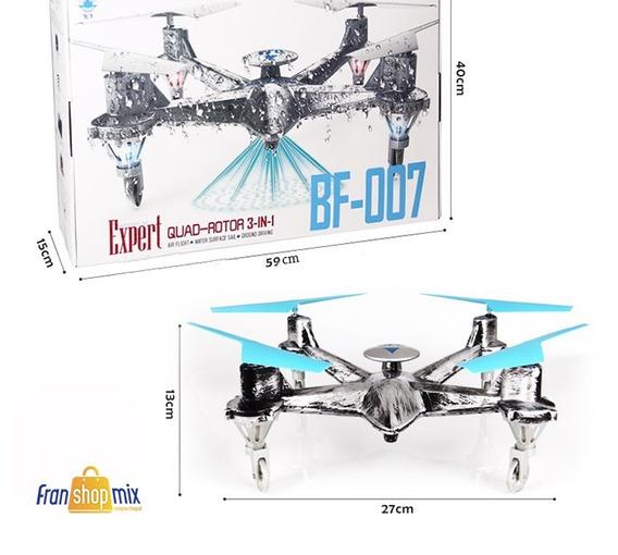 Drone Expert Bf007 A Prova Da Agua Sistema Fpv Veja Ao Vivo