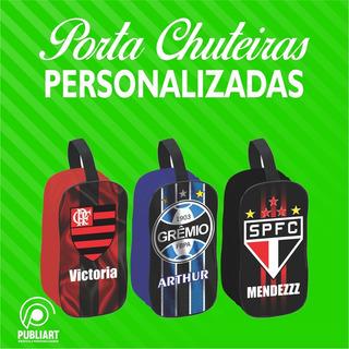 Bolsas Porta Chuteiras Personalizadas (estojos)