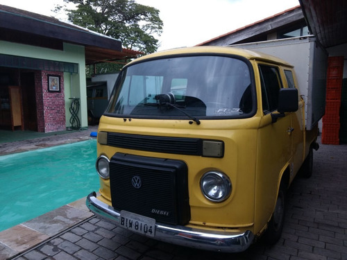 Volkswagen Kombi Kombi Cabine Dupla