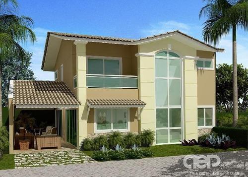 Imagem 1 de 12 de Casa Com 3 Dormitórios À Venda, 186 M² Por R$ 720.000,00 - Curió - Fortaleza/ce - Ca0263