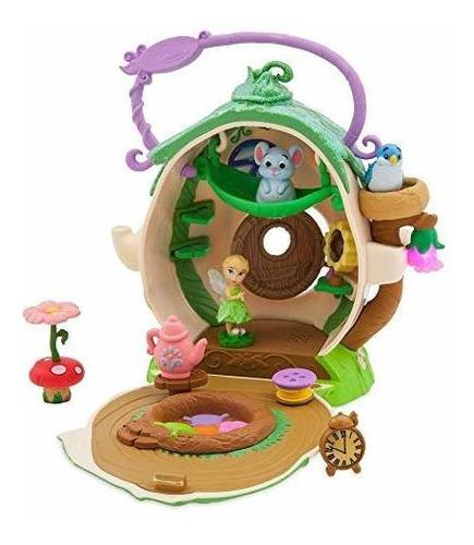 Imagen 1 de 1 de Coleccion De Animadores De Disney Littles Tinker Bell Sorpr