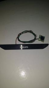 Sensor E Tecla Power Da Tv Philips Modelo-43pfg5000/78