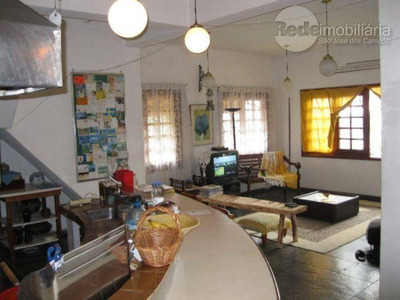 Sobrados Residenciais À Venda, Centro, Jacareí - So0224. - So0224