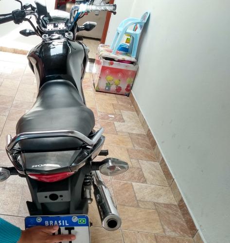 Moto Cg 150 Fan 2014