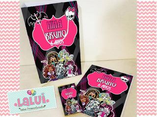 Lembrancinha Monster High No Mercado Livre Brasil