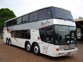 Ônibus Paradiso Dd - Scania 8x2 - Leito Único Dono Seminovo
