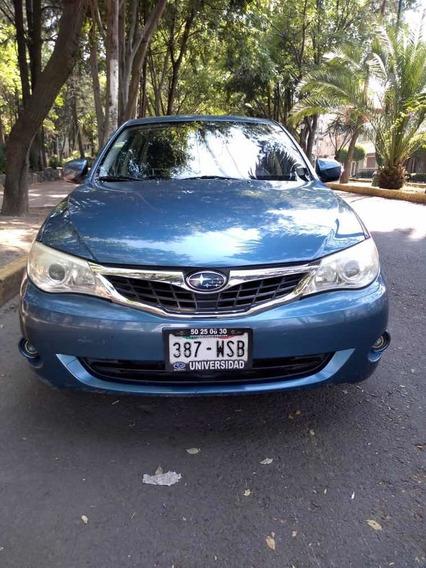 Subaru Impreza 2.0 5vel Abs R/a 16 Mt 2009