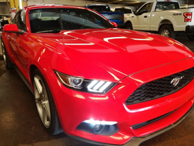 Ford Mustang 3.7 Coupe V6 At Como Nuevo