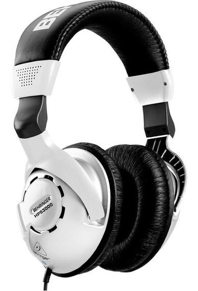 Fone De Ouvido Headphone Behringer Hps3000 Garantia 2 Anos