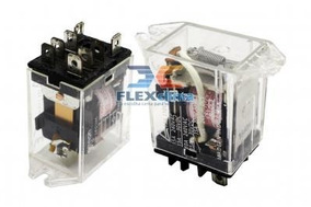 3a00261c - Relé Ly1f-200 / 15a / 1c Omron