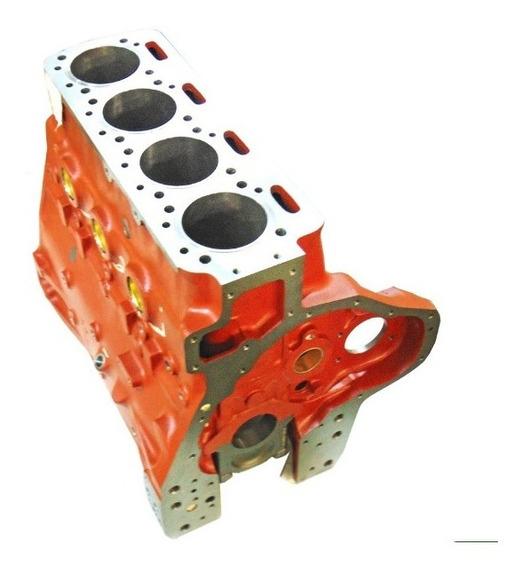 Bloco Motor Mwm Td229 4 Cilindros Ford F-1000 Vw 7110s