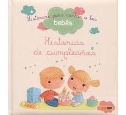 Libro Historias De Cumplea/os De Aa.vv