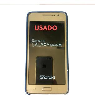 Smartphone Samsung Galaxy Gran Prime Duos Gb Dourado