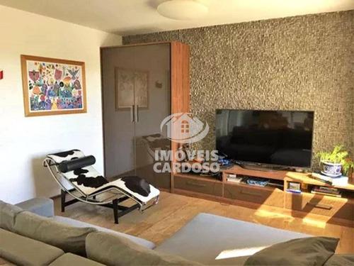 Imagem 1 de 17 de Apartamento Com 3 Dormitórios À Venda, 186 M² Por R$ 1.845.000 - Butantã - São Paulo/sp - Ap0191