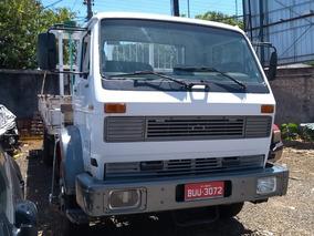 Caminhão Vw 12140 C/ Carroceria 4x2 325 Mil Km Original 1995