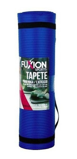 Tapete Para Yoga 10 Mm Fuxion Sports Envio Gratis