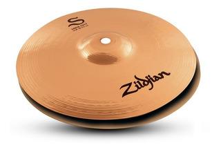 Zildjian S10hpr S Series Mini Hi-hat Cymbals - 10