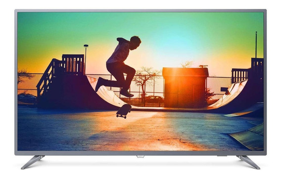 "Smart TV Philips 6000 Series 4K 55"" 55PUG6513/77"