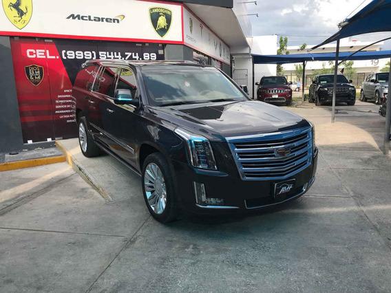 Cadillac Escalade 5p Esv Platinum P V8/6.2 Aut
