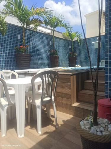 Imagem 1 de 15 de Cobertura Para Locação, Campo Grande, 3 Dormitórios, 1 Suíte, 2 Banheiros, 2 Vagas - Rco1_2-1152152