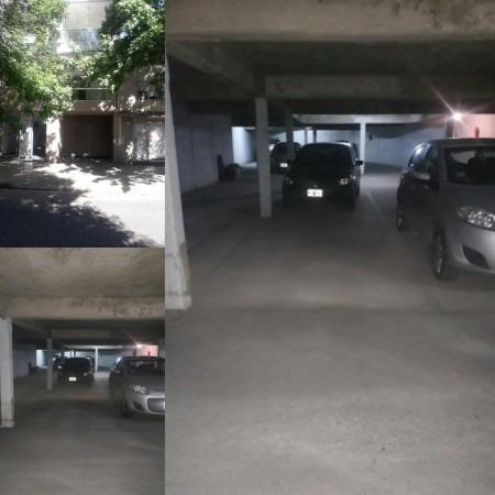 Cochera Zona Parque Independencia Comoda Amplio Radio De Giro En Subsuelo Valor Negociable