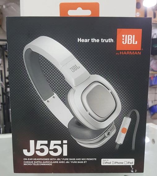 Fone Jbl J55i Original (nf + Garantia)
