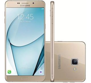 Samsung Galaxy A9 2016 A910 32gb Dourado (leia O Anúncio)