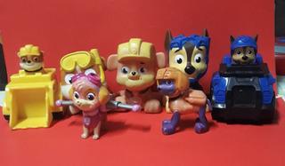Juguetes De Paw Patrol Kit De 6 Personajes