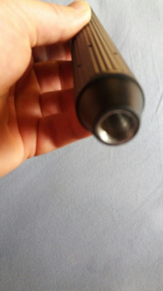 Acessório Carabina De Pressão Pcp Caçadora Rosca 1/2 Unf