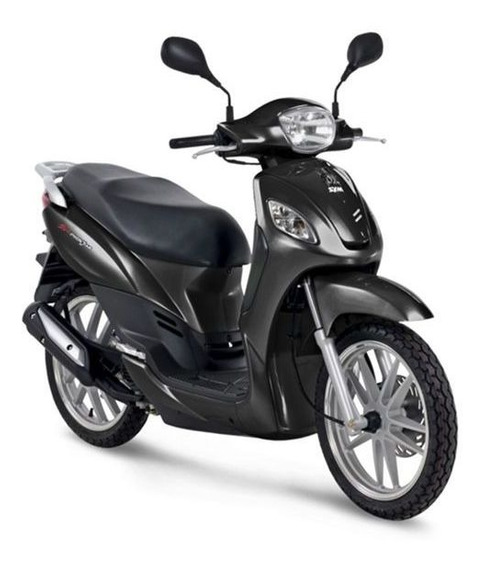 Sym Symphony 125 0km Scooter 0km Doble Freno A Disco