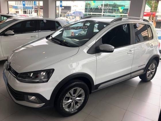 Volkswagen Crossfox 1.6 16v Msi Total Flex I-motion 5p 2018