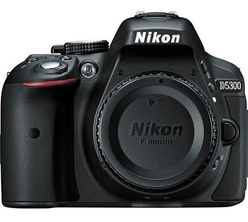 Nikon D5300 Dslr Camera ( Somente O Corpo)