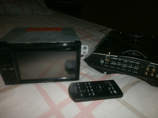 Reproductor Pantalla Dvd Pioneer Avh2350 Usb Mp3 Original.