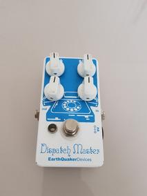Pedal De Reverb E Delay Earthquaker Devices Dispatch Master