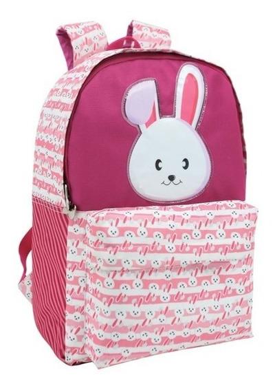 Mochila Infantil Mini Westpack Cute Bunny