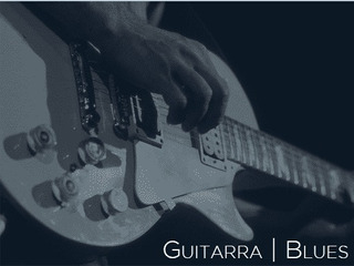 Curso Guitarra Blues | Guitarpedia | 1 Ano