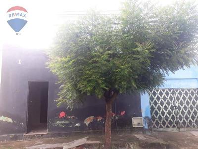 2 Casas À Venda Por R$ 115.000 - Acaracuzinho - Maracanaú/ce - Ca0207