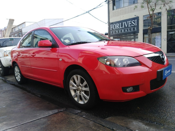 Mazda 3 1.6 Año 2008