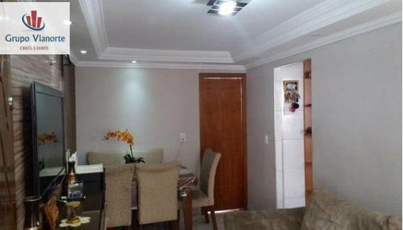 Apartamento A Venda No Bairro Taipas Em São Paulo - Sp. - A184-1