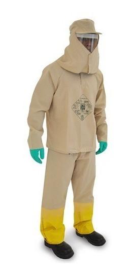 Roupa Proteção Epi Pulverização Inseticida Agrosilver Xg