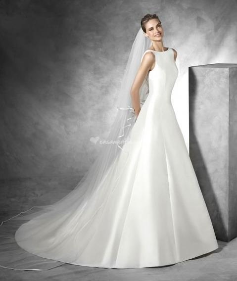 Vestido De Noiva Pronovias Tona