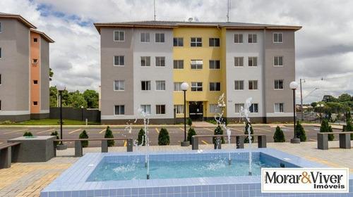 Imagem 1 de 15 de Apartamento Para Venda Em Colombo, São Gabriel, 3 Dormitórios, 1 Banheiro, 1 Vaga - Col0090_1-885053