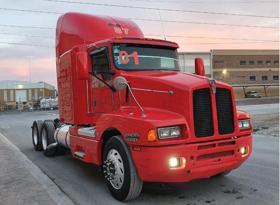 Kenworth T600 2001 $ 385,000.00