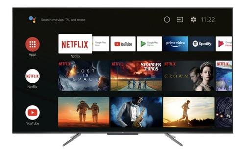 Smart Tv Tcl Serie C71 65c715 Qled 4k 65  100v/240v