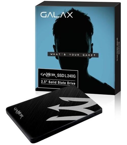 Ssd Gamer Galax Ls11 2.5´ 240gb Sata Iii 6.0gb/s