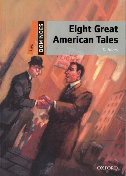 Eight Great American Tales - 2nd Edition