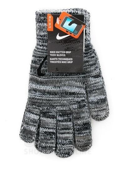 Nike Guante De Invierno Tech Tpodes Ver El Celular Talle S/m