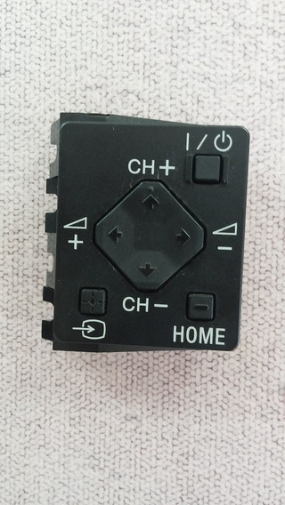 Placa Teclado Funções Sony Kdl-50w655a Original